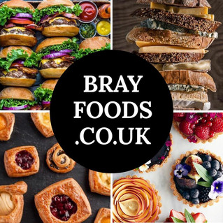 Happy Friday's! What could be nicer than waking up to your new fresh Bray Foods Bakery delivery?