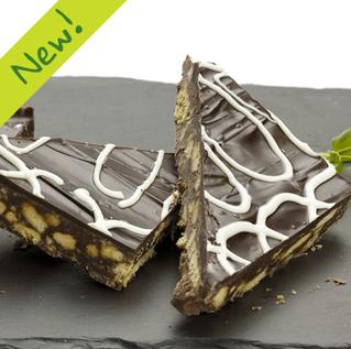New Chocolate Mint Tiffin!
