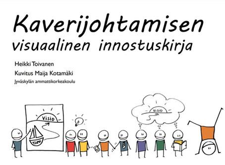 Kirjat: Toivanen Heikki, Kaverijohtamisen viuaalinen innostuskirja