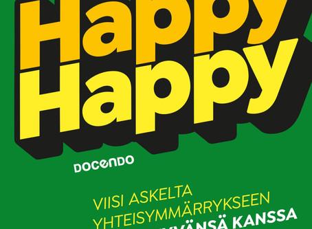 Kirjat: Åge Lars-Johan -Happy-happy -Viisi askelta yhteisymmärrykseen kenen tahansa kanssa