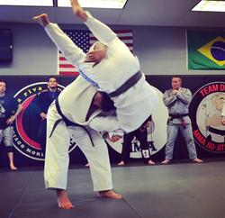 Judo - Sensei Merkson Godoi