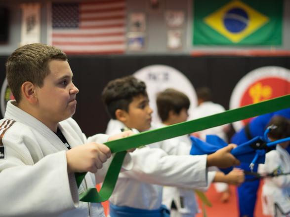 kids judo class