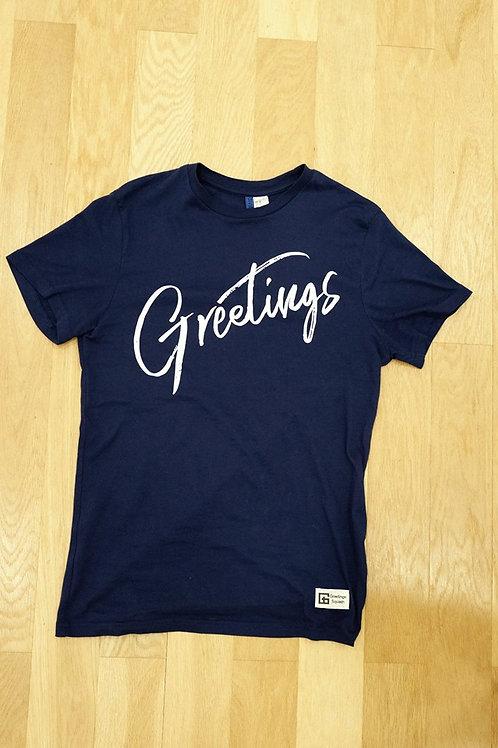 旧スポジュアル Tシャツ 全2色(Greetings)