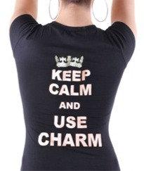 Charming Little Ladies T-Shirt