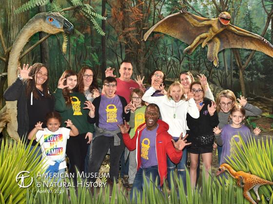 Camp Highlight at the AMNH!