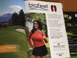 Biofeet diventa Sponsor del Golden Green Trophy!
