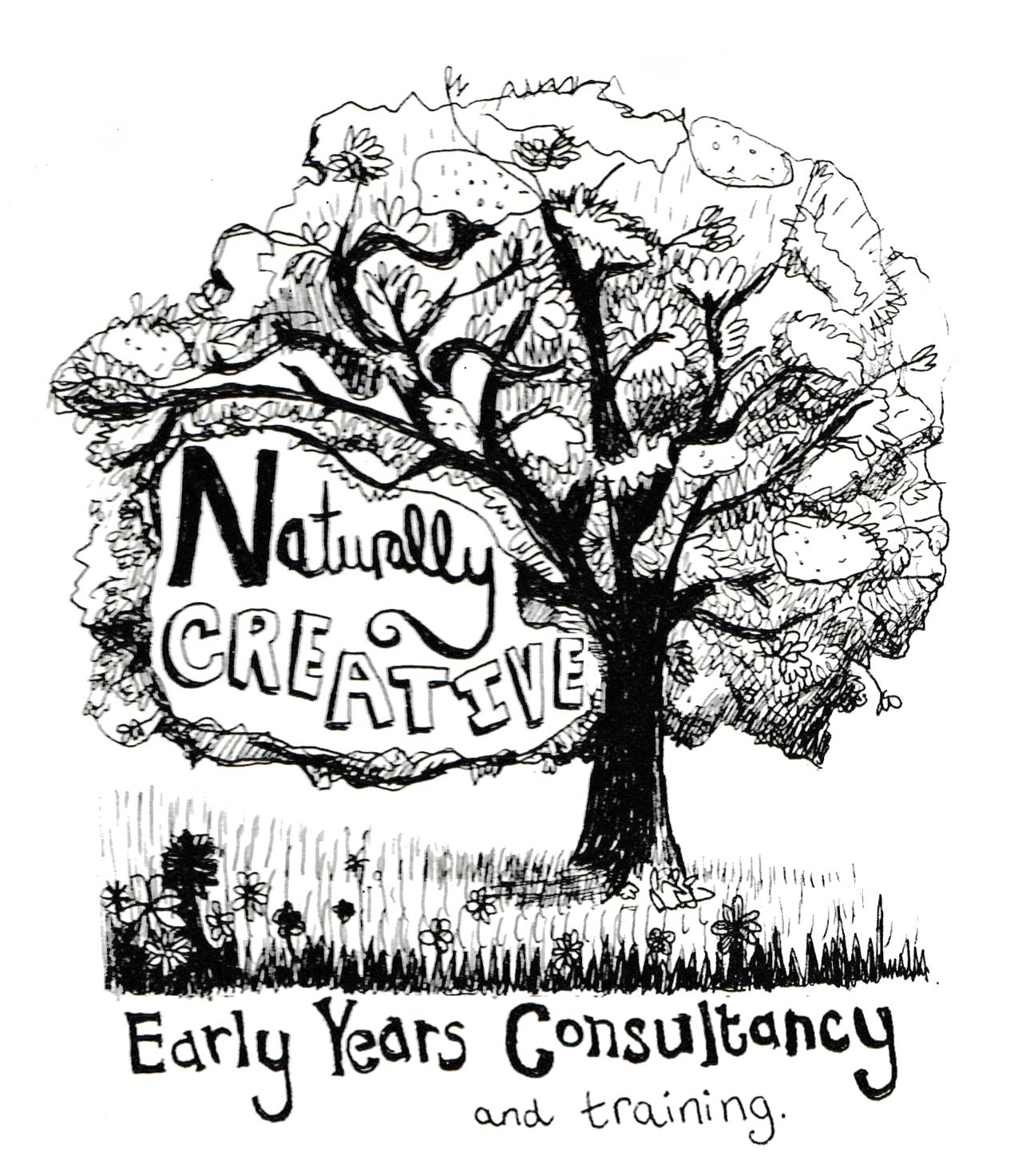 Logo for Naturally Creative