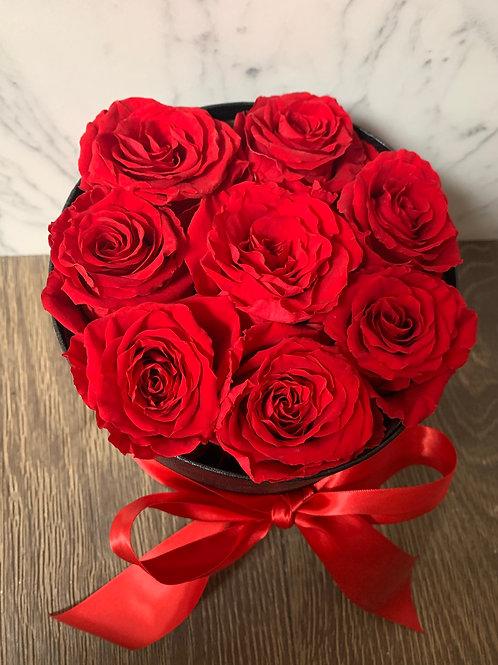 365 Days Red Rose Box