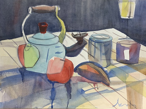 """Teapot"" by Scott Serafy"