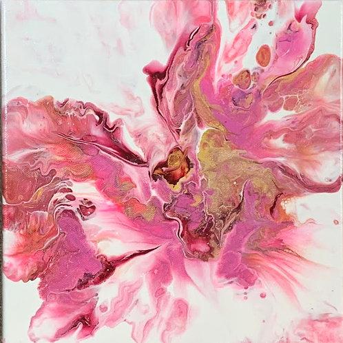"""""""Ethereal Flower Series # 5"""" by Kris Davis"""