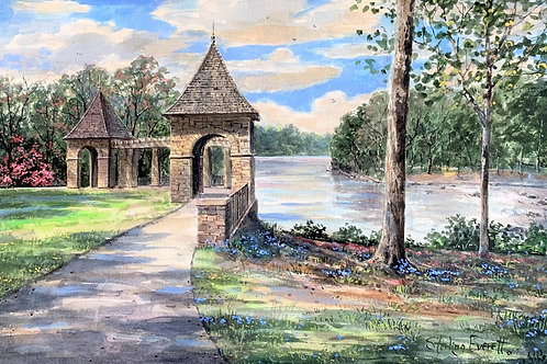 """Amerson River Park"" by Sterling Everett"