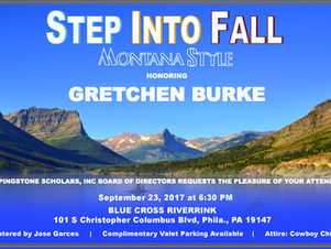 Step Into Fall 2017