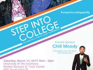 Step Into College 2017