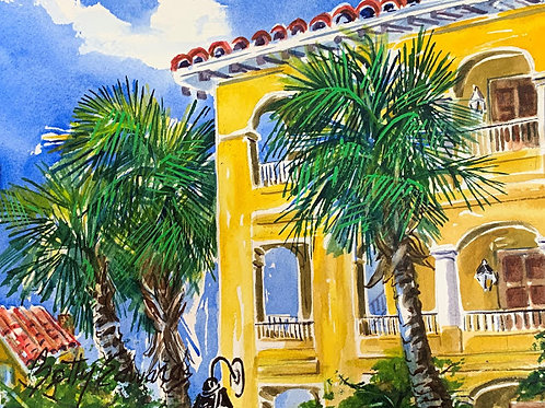 """St Simons"" by Betty Bivins Edwards"
