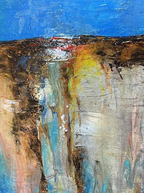 "'Lonely Falls"" by Kris Davis"