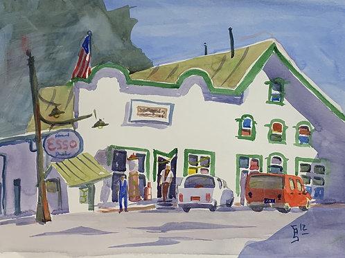 """""""Mast Store"""" by Scott Serafy"""