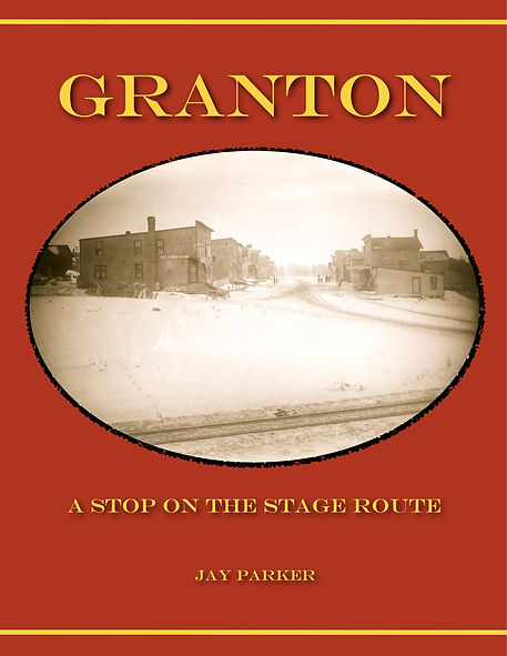 New for 2016, a History of Granton Wisconsin, 1845-2016