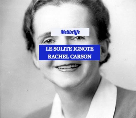 LE SOLITE IGNOTE. RACHEL CARSON