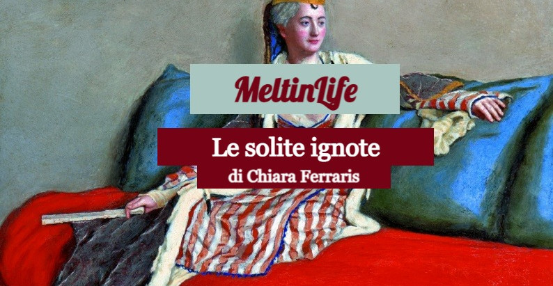 LE SOLITE IGNOTE. LADY MARY WORTLEY MONTAGU