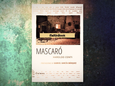 MASCARO'     Haroldo Conti