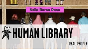 HUMAN LIBRARY: dove i libri hanno voce