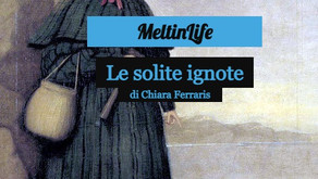 LE SOLITE IGNOTE. MARY ANNING