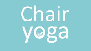 Chair Yoga Online Classes