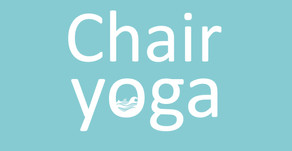 Chair Yoga Online Classes