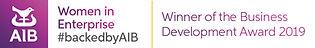 AIB WIE Winner of Business Development A