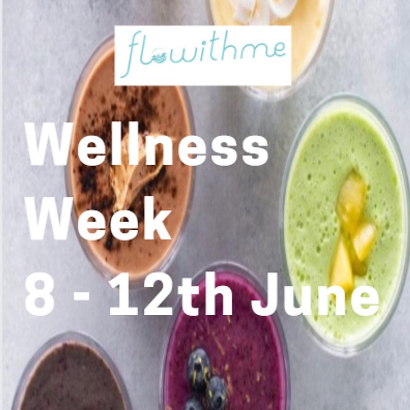 Wellness week (virtual studio)