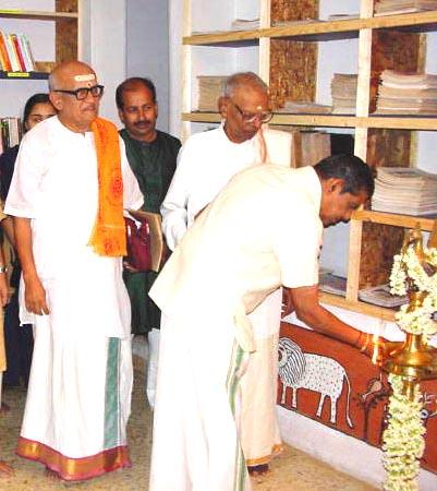 Inauguration of Ananya Sangraha