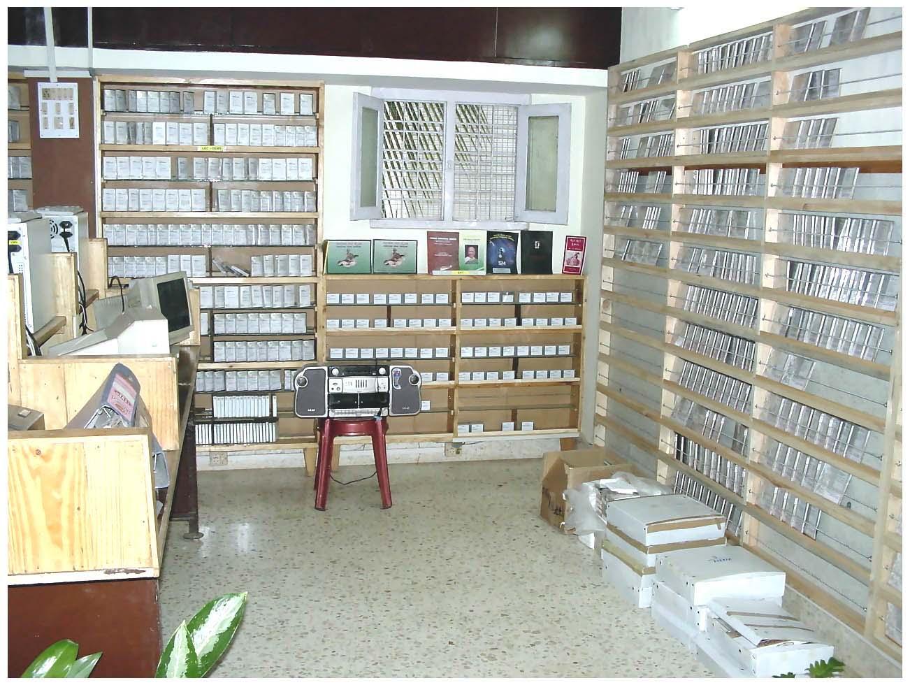 Lib-cd section