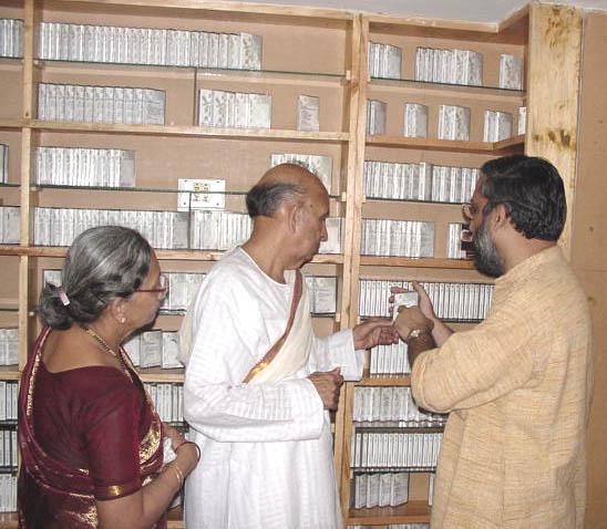 Pro. S.K.Ramachandra Rao  at Sangraha