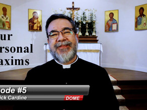 Becoming a Preacher with Fr. Patrick Cardine
