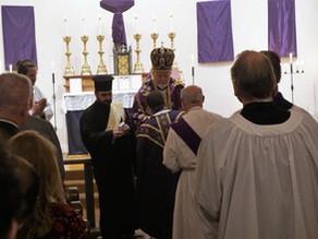 First Antiochian Church Trained