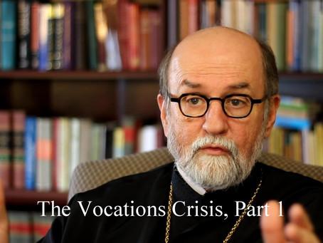 Clergy Shortage