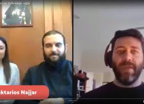 Episode 14: Fr. Nektarios Najjar