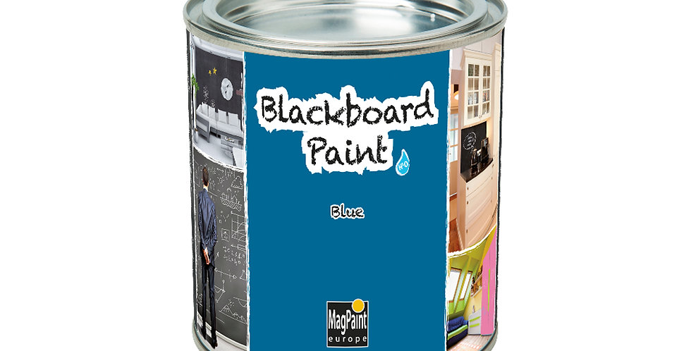 MAG2007 - Blackboard Paint 500ml - Blue