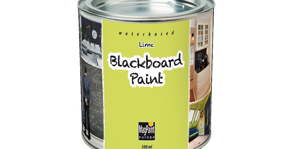 MAG2004 - Blackboard Paint 500ml - Lime
