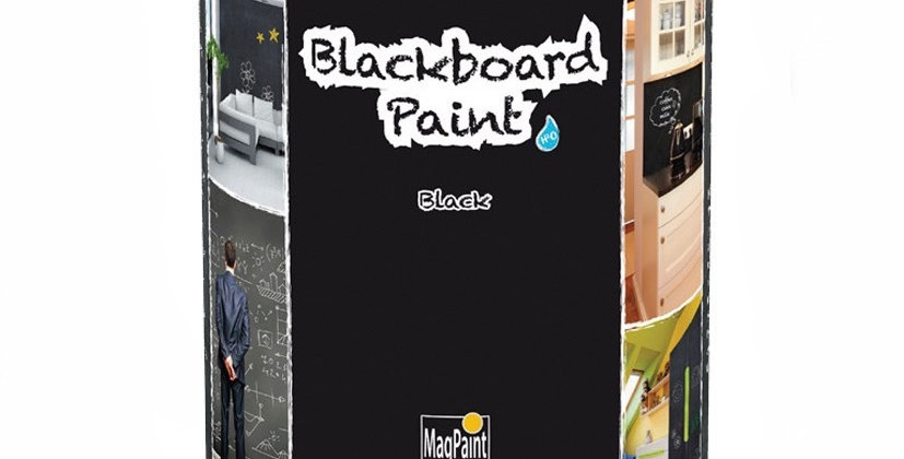 MAG2010 - Blackboard Paint 5.0 litre - Black