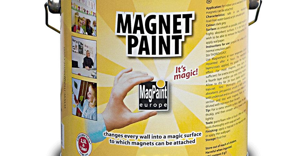 MAG0003 - Magnet Paint 2.5 Litre