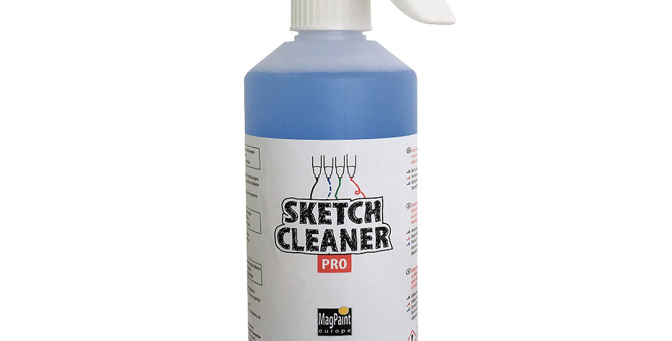 MAG1011 - Sketch Paint Cleaner Spray 500ml