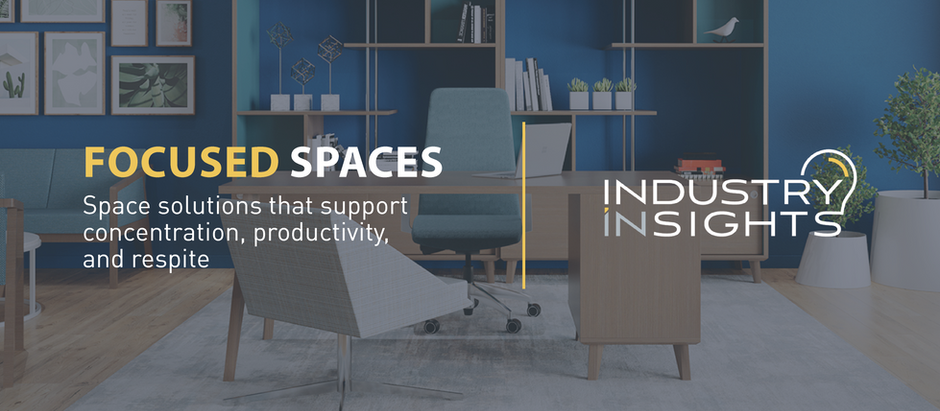 Designing Spaces Where People Can Focus