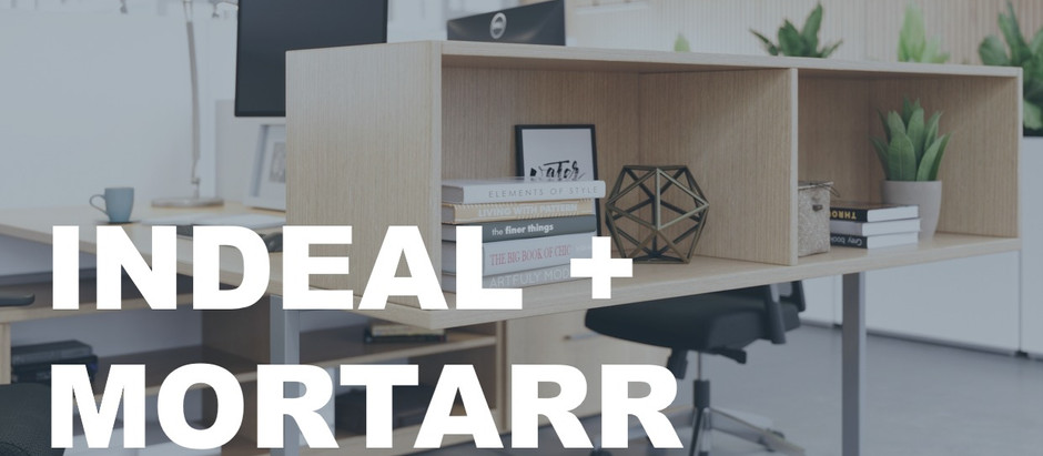 INDEAL Announces Partnership With Mortarr