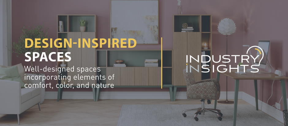 Design-Inspired Spaces