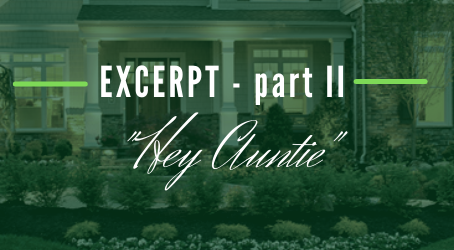 """""""Hey Auntie!"""" (excerpt-II)"""