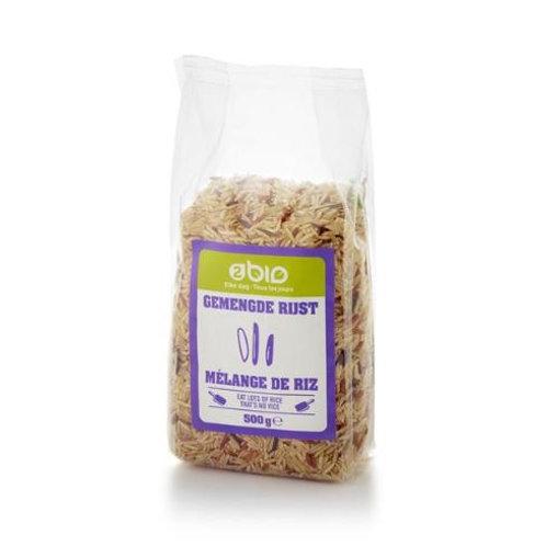 Mélange de riz sauvage