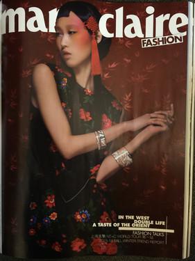 Marie Claire Magazine HK