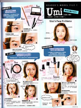 日系雜誌VIVI