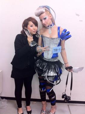 日本全國化妝比賽總冠軍
